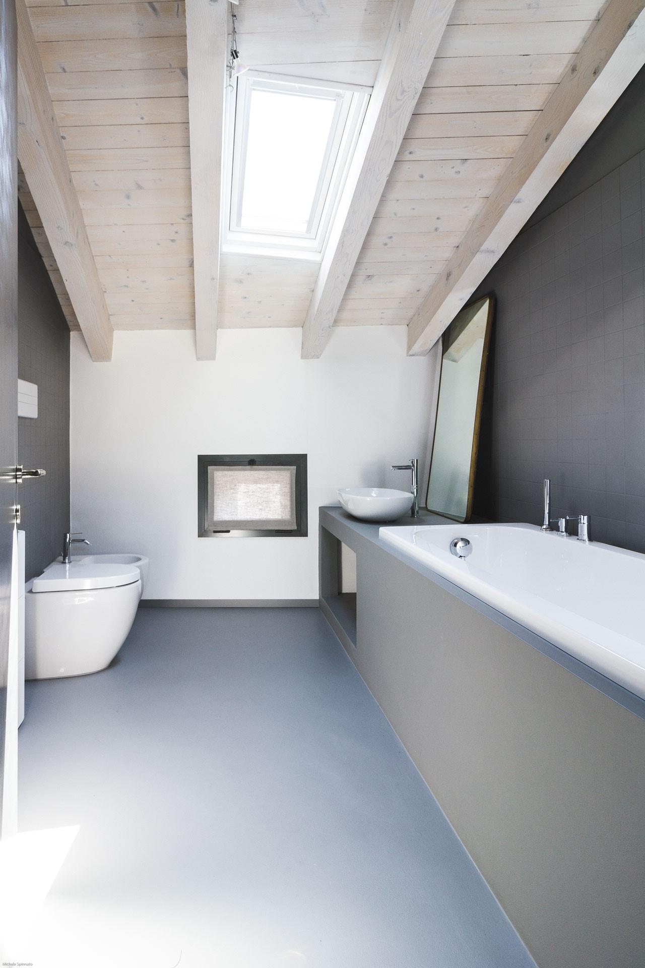 casa pin ristrutturazione carlo costa architetto thiene