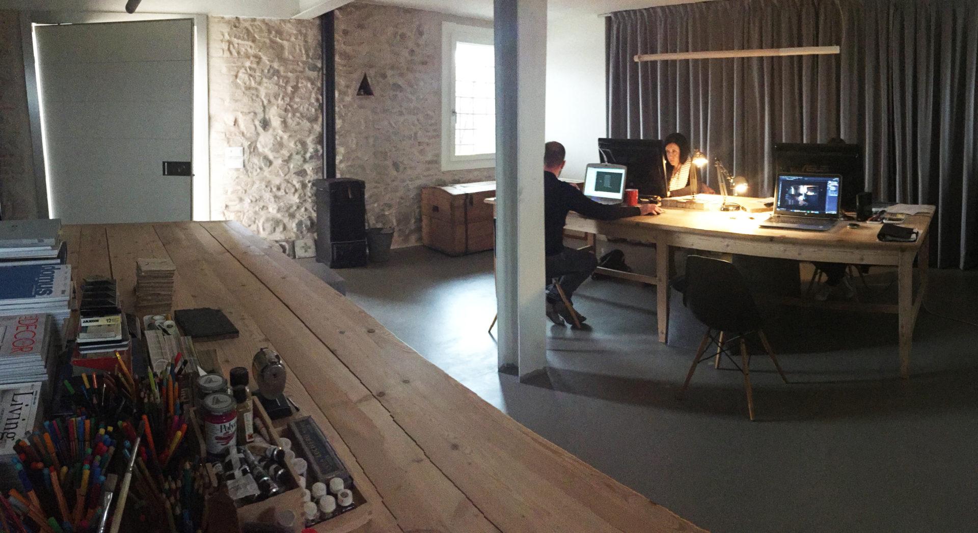 Studio Carlo Costa Architetto Thiene - Area collaboratori