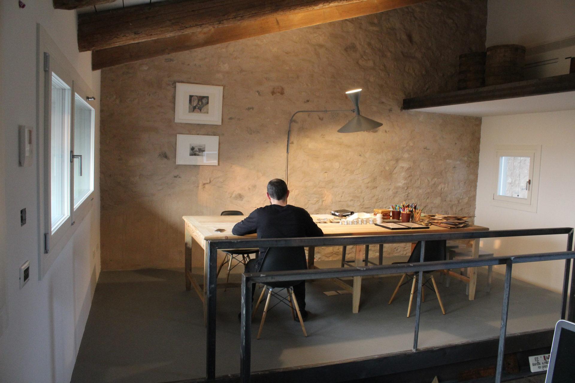 Carlo Costa Architetto Thiene - Lo Studio -