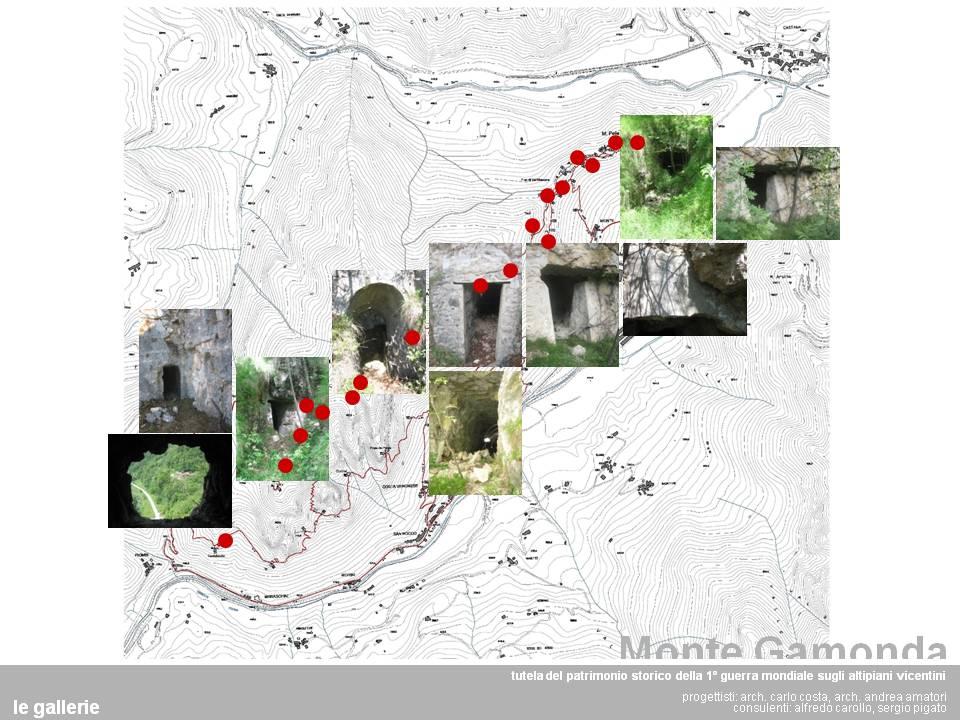 MONTE GAMONDA – ECO MUSEO progetto carlo costa architetto thiene (2)